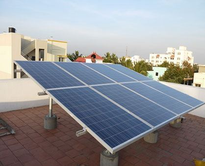 2 Kw Solar System At Rs 1 40 000 Solar Experts