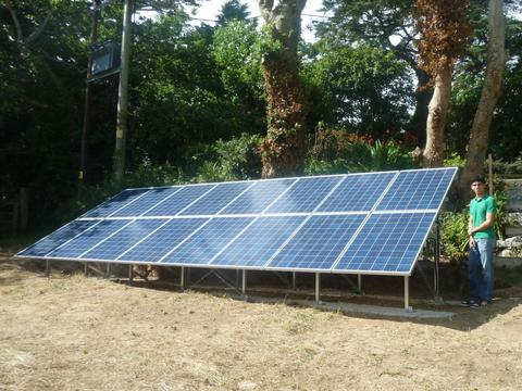 5 KW Solar Power System