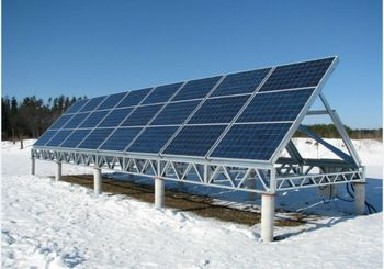 8 KW Solar Power System