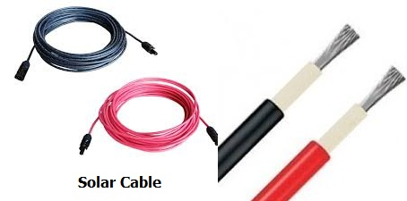 solar cable price in india