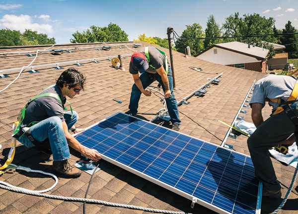 solar panel installation in india price