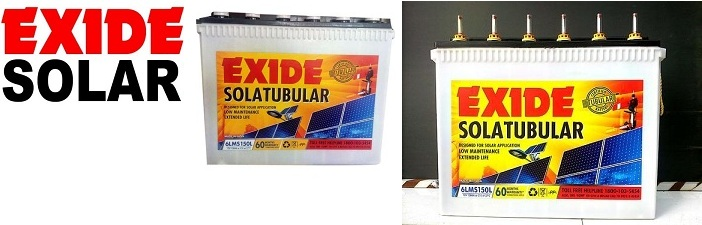 Exide-Solar-battery-price-charger-bank