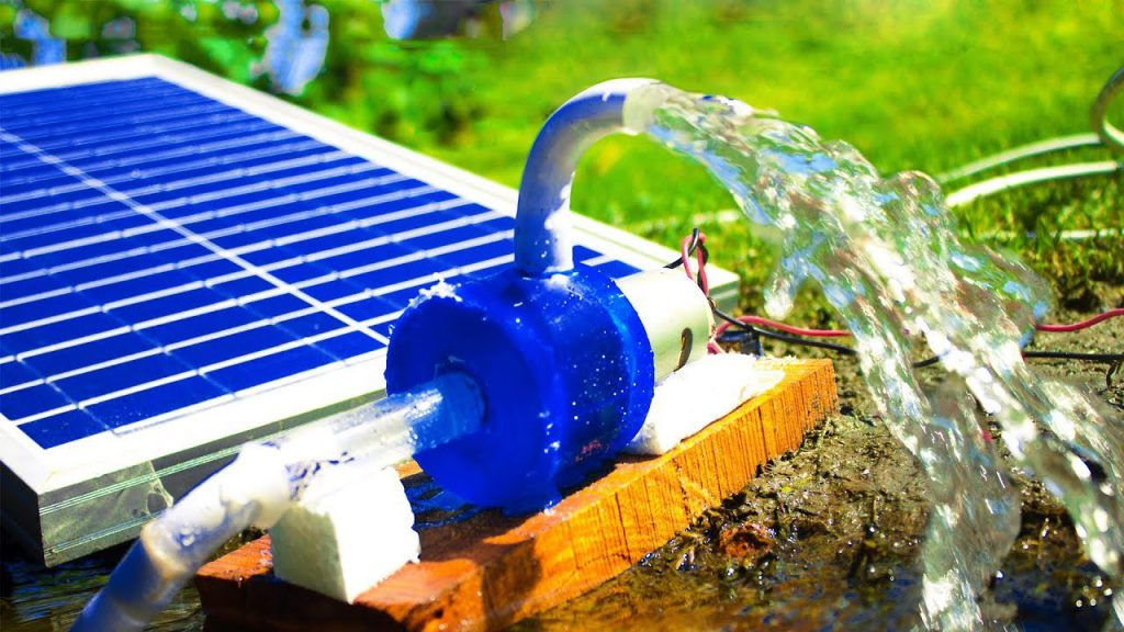 1 hp solar pump price in india